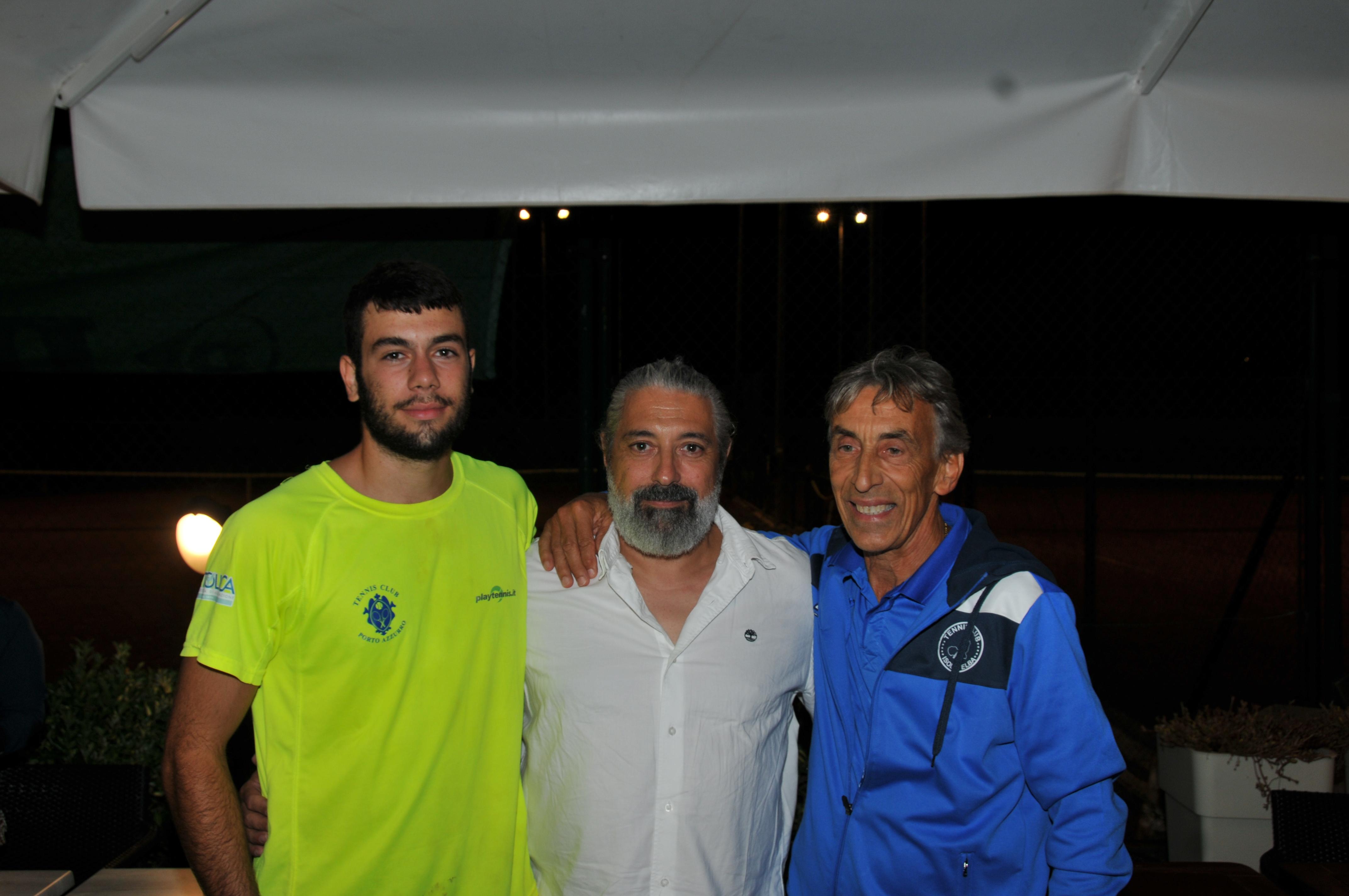 Secondi classificati: Lorenzo Mosso e Paolo Pieruzzini