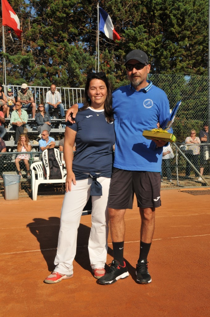 Angela Mattafirri e Roberto Vacca